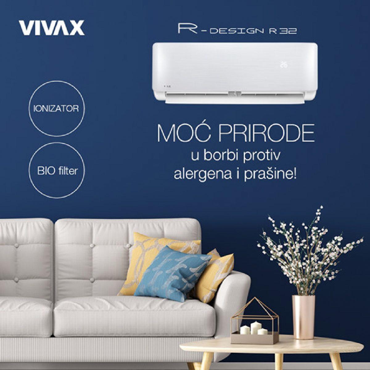Vivax klima